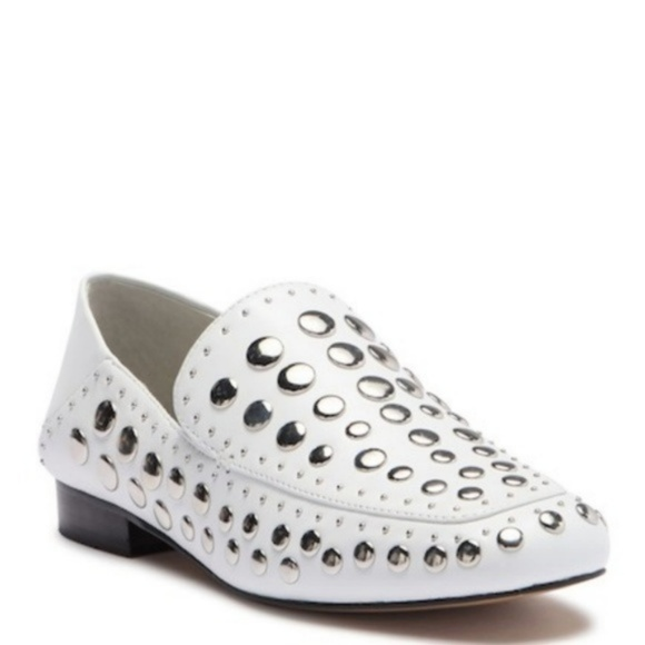 de120a0e57d State Shoes - 1.State Flintia Leather Studded Loafer flats mules